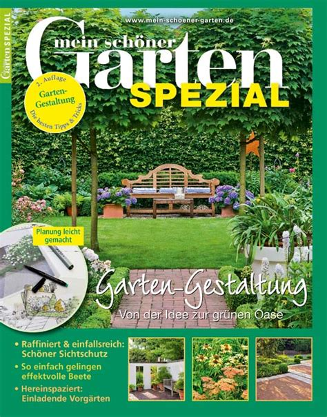 Mein Schöner Garten Spezial by Mein Sch 246 Ner Garten Mein Sch 246 Ner Garten Spezial