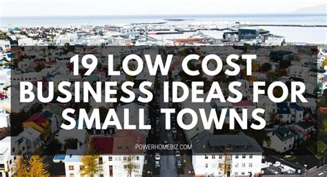 Home Business Ideas With Low Startup Costs In India 19 Low Cost Business Ideas For Small Towns That Are In Demand