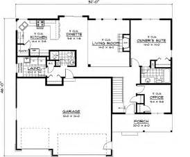 simple ranch house floor plans unique simple ranch house plans 6 simple ranch house floor plans smalltowndjs com