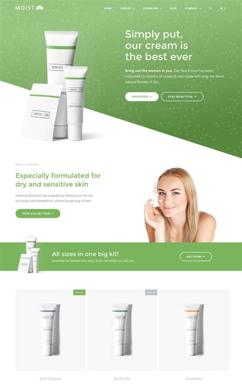 Top 10 Bootstrap Single Product Ecommerce Website Templates Single Product Ecommerce Website Template