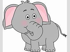 Cute Elephant Clip Art 139212 - Vergilis Clipart | Clip ... Elephant Printable Clipart