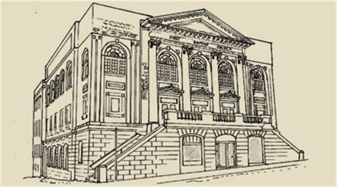 Neo Classical Homes drawn bulding neoclassical architecture pencil and in