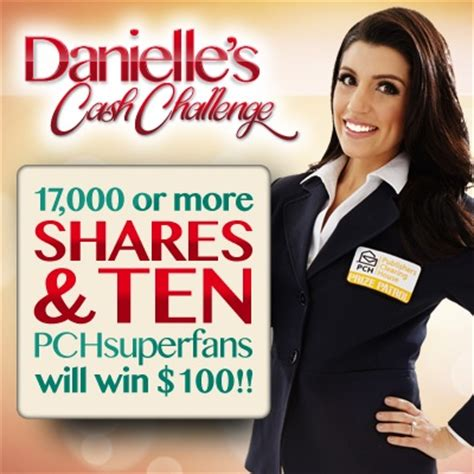 I Want To Win Pch - danielle s cash challenge do you want to win pch blog