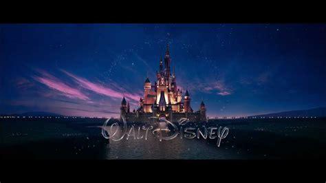 Walt Disney Pictures Intro Logo Hd 1080p Youtube Disney Intro