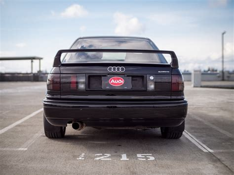 Tuner Audi by Tuner Tuesday 1995 Audi Sport 90 Quattro 1 8t German