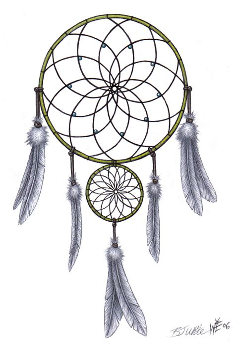 dreamcatcher web pattern meaning laceys dreamcatcher by ballpointmaster on deviantart