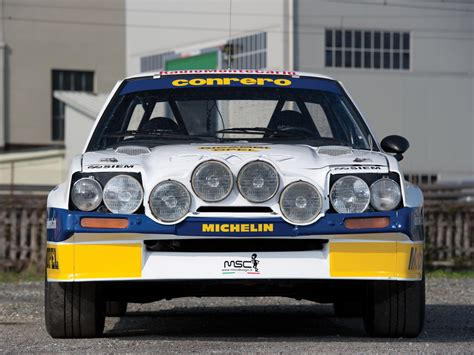 opel rally car opel manta for sale image 41