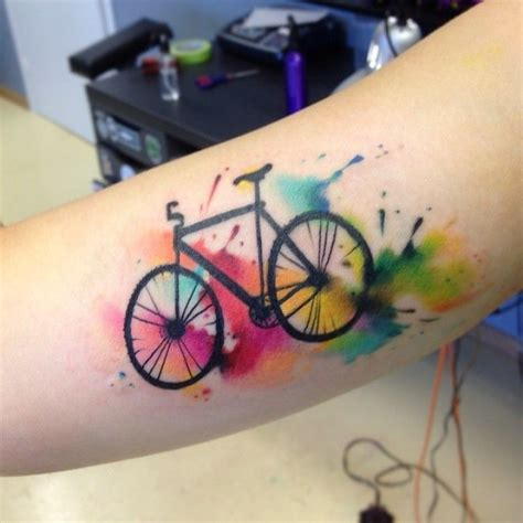 cycling tattoo designs 25 best ideas about bike tattoos on cycling