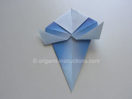 How To Make A Paper Bird Beak - origami if y