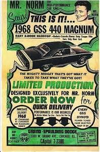 Mr Norms Dodge Quot Legends Mr Norm S Grand Spaulding Dodge Quot Post Mcg