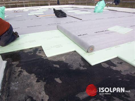 densità ghiaia realizzazione tetto rovescio impermeabilizzazione