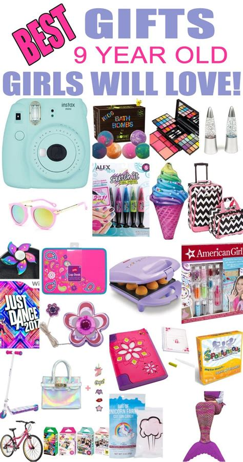 christmas gifts for nine year old girls best gifts 9 year will gift guides gifts tween and birthdays