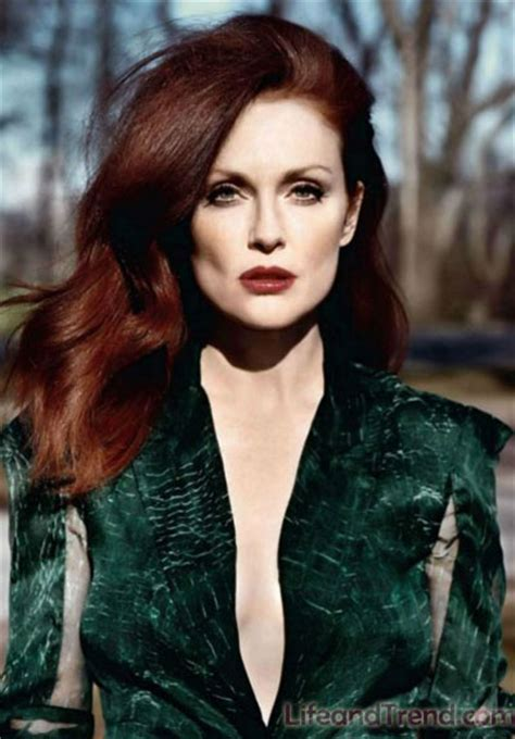 julianne moore natural hair color julianne moore women i love pinterest