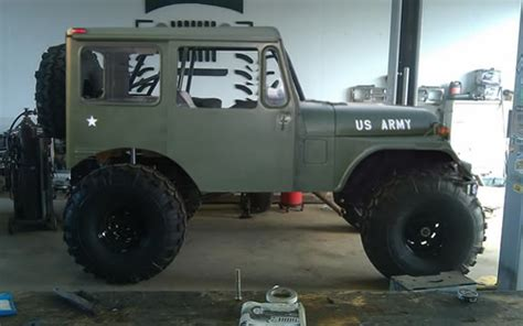 mail jeep conversion gone postal mail jeep build nc4x4