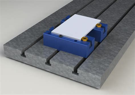 t slot blocks patented modular versatile workholding