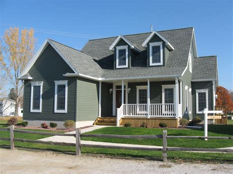 6 Bedroom Modular Home Floor Plans by The Briarwood A Cape Cod Beauty Lake City Homes