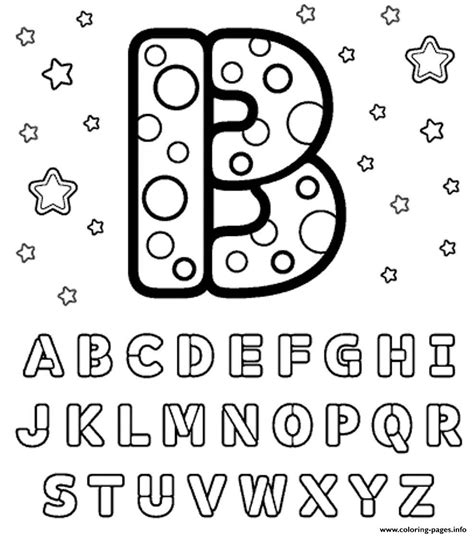 coloring pages letters of the alphabet b letter alphabet s1680 coloring pages printable