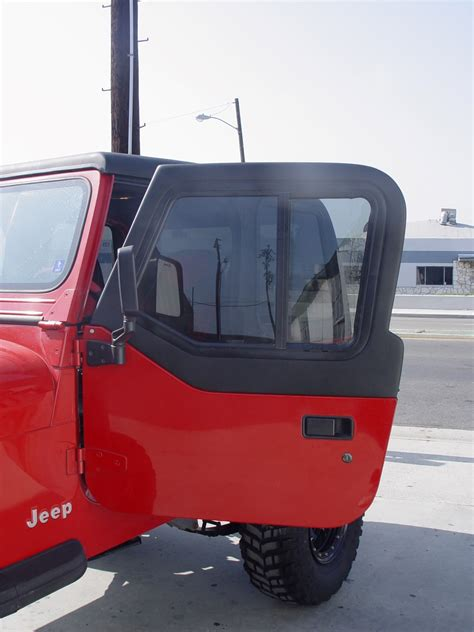 jeep half jeep half doors for all hard or soft top convertible model