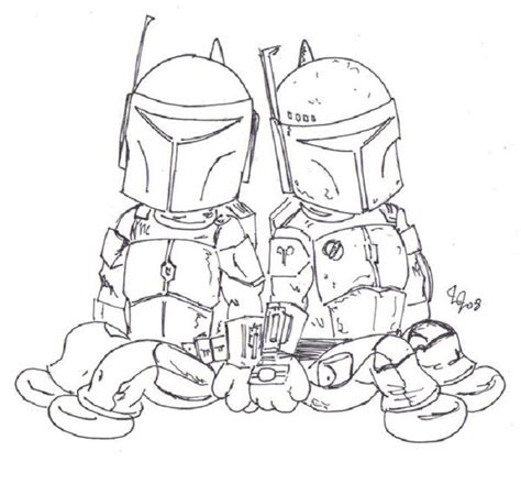 coloring pages jango fett 28 best images on coloring pages