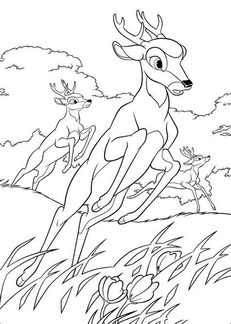 Jo Nic A Line Contras Pocket White disney bambi80 omalov 225 nky pro d茆ti k vytisknut 237