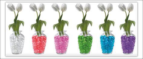 Gel For Flower Vases by Blue Gel Store Water For Flowers Vase Decor Ebay