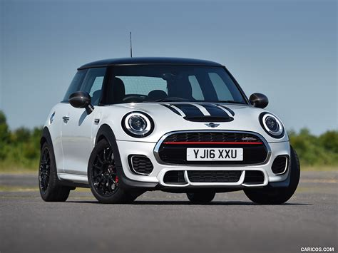Mini Cooper 7 by 2017 Mini Cooper Cooper Works Challenge Front Hd