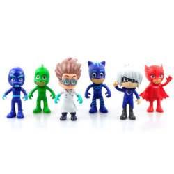 pj masks catboy owlette gekko cloak figures kids toys cosplay costumes cape gift ebay