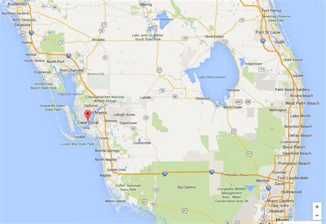 map of cape coral fl cape coral homes for sale naples golf properties