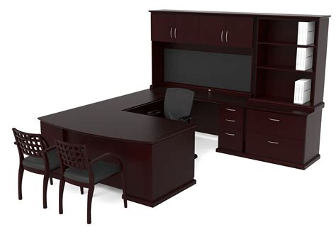 office desk l shaped with hutch l shaped desks with hutch whitevan