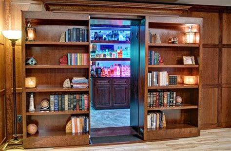 Hidden Bookcase Doors Buying Guide Creative Home Sliding Bookshelves