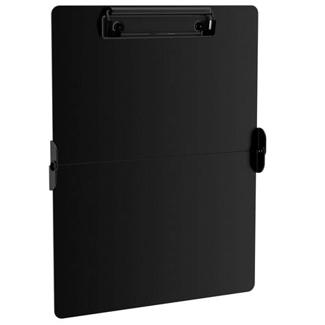Name Tag Id Acrylic Model Vertical Transaparant Limited black out clipboards