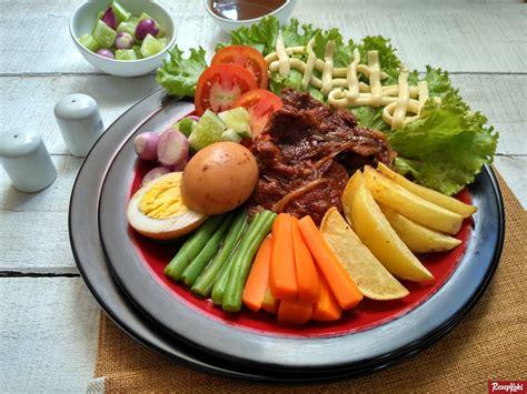 makanan khas solo  menggoda lidah dparagon
