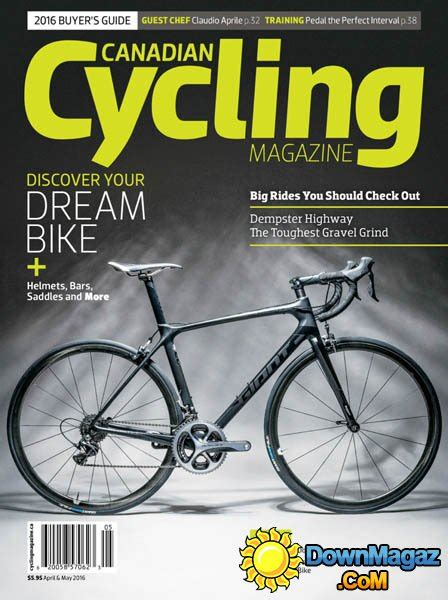 Kaos National Geographic Cycling Bike Sepeda Hitambiruputih canadian cycling april may 2016 187 pdf magazines magazines commumity