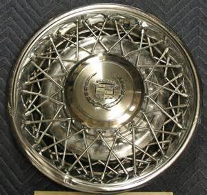 Cadillac Wheel Covers Cadillac Hubcaps Pictures