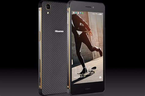 "Hisense announces C30 ""Rock"" waterproof smartphone   NotebookCheck.net News"