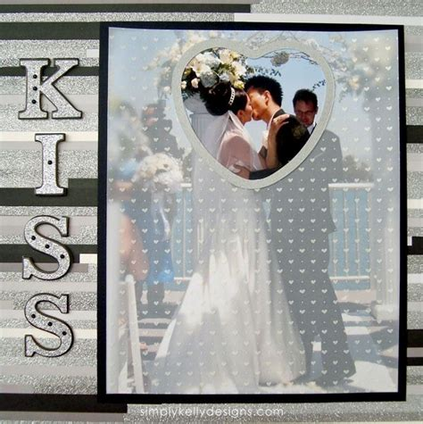 How To Make Wedding Album Layout by 257 Best Images About Wedding Scrapbooking Layouts On