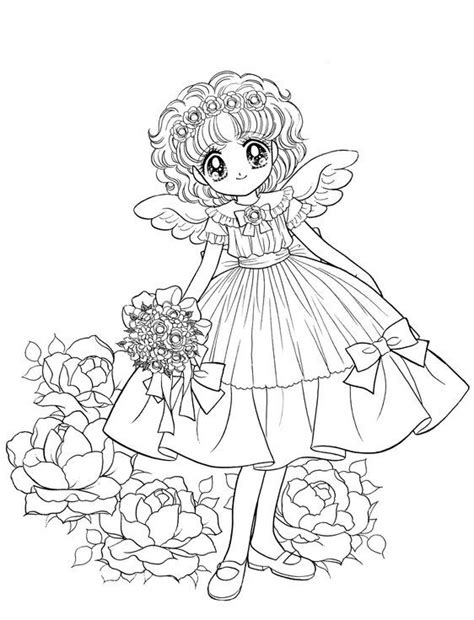 macaroon hikaru commission lineart by yuff on happy paradise coloring pages pinterest coloring