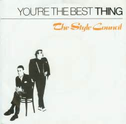 paul weller you re the best thing flinterfile the style council you re the best thing