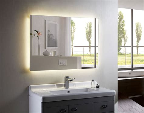 Bed Bath And Beyond Bathroom Mirrors Lighted Mirrors For Your Beautiful Room The Homy Design