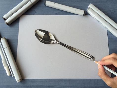 3d drawings this artist creates 3d drawings that look incredibly real