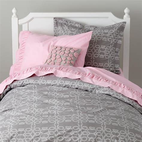 gray and pink bedding gallery for gt pink and gray bedding for girls