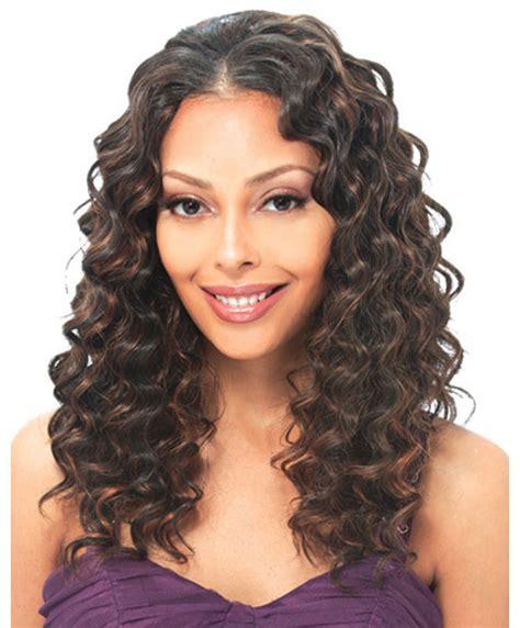 ripple hairstyle ripple deep weave hairstyles hairstylegalleries com