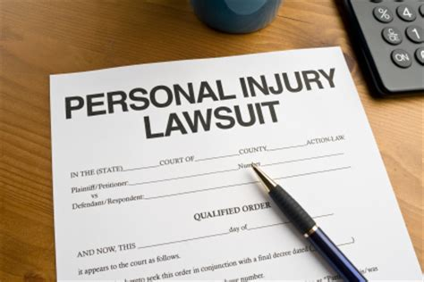 law suite elements of a good personal injury lawsuit attorney