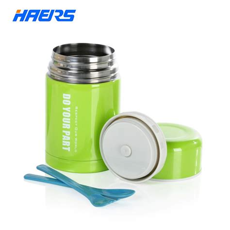 Thermos Jug And Cool 15 Lt Silver Home Line haers 750ml food warmer stainless steel vacuum insulated food thermos with bag green color