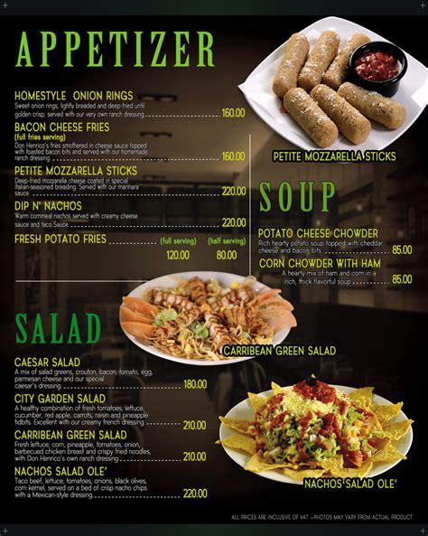 price of soup menu list with price www pixshark images
