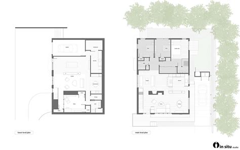renovation floor plans a mid century modern recreation ocotea house renovation