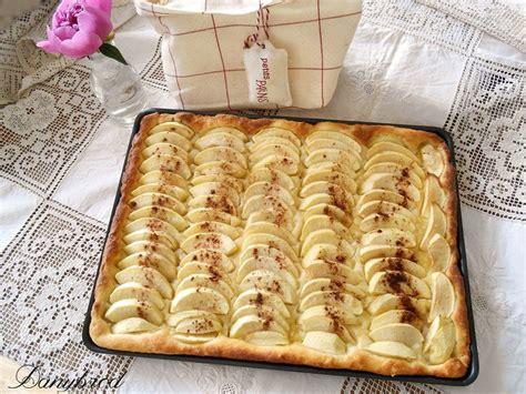jalousie pomme recette de la jalousie aux pommes danybrod