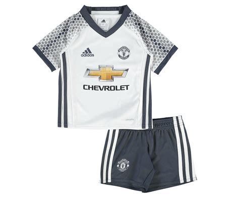 Official Manchester United 3rd 1617 infant football shirt shop for cheap football and save