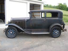 1930 Chevrolet Sedan For Sale 1930 Pontiac 2dr Sedan Model A Chevy Original Antique