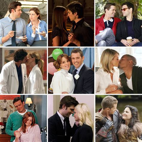 Awesome Tv Couples by Best Tv Couples 2012 Popsugar Entertainment